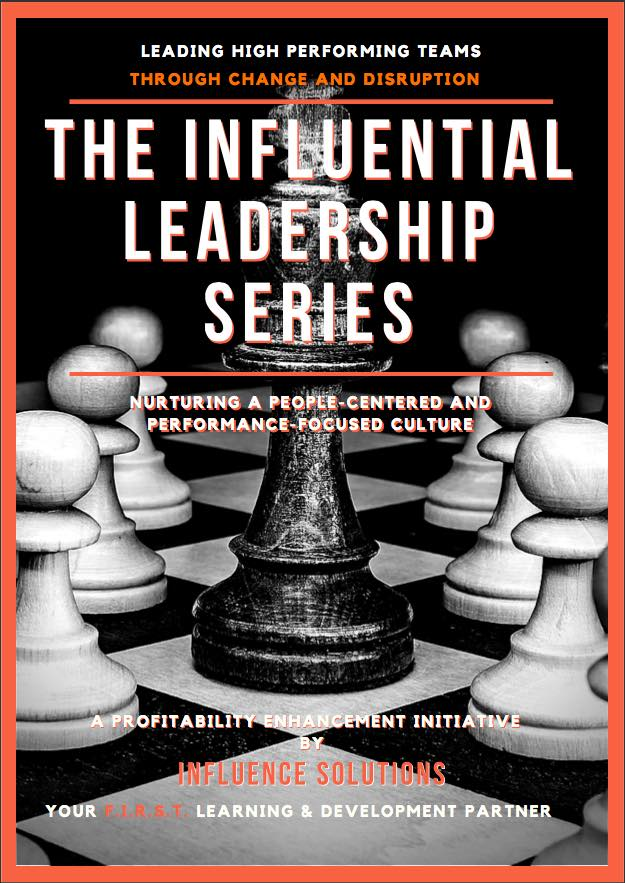 Influential Leadership Series
