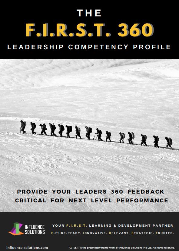 The F.I.R.S.T 360 Leadership Profile