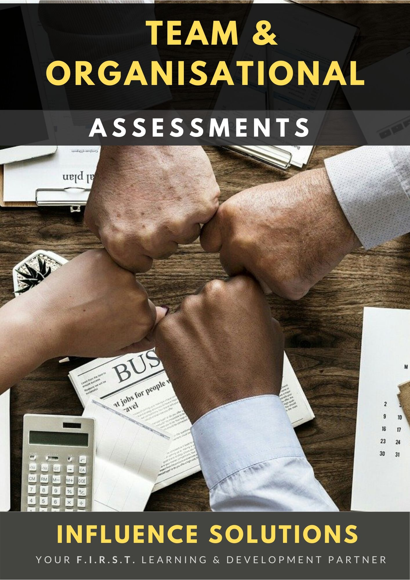 Team & Organisational Assessments